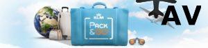 Грандиозная распродажа авиабилетов KLM