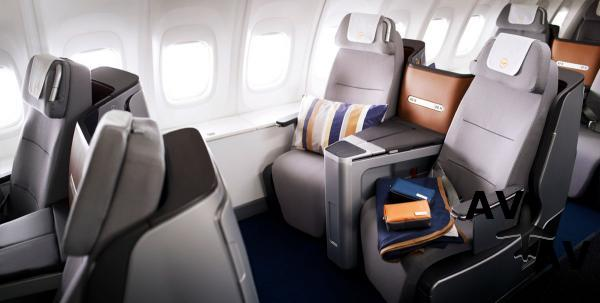Авиабилеты бизнес класса в США и Канаду