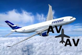 Авиабилеты в Азию и Европу от FinnAir