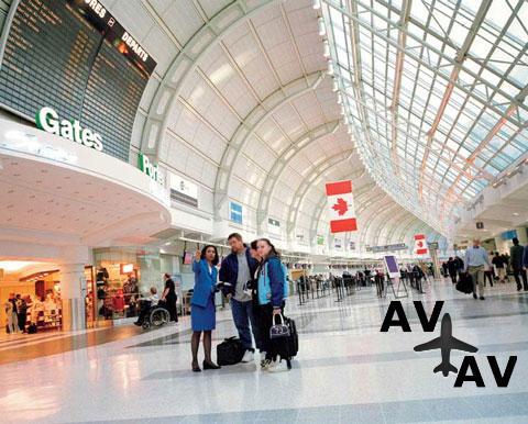 Рейс Москва Торонто отменяется