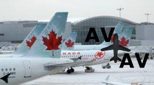 Распродажа авиабилетов от Air Canada