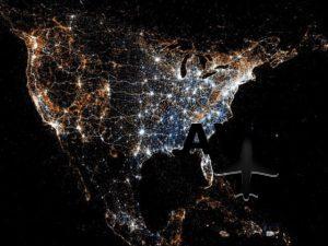 С Lufthansa в Америку от 23410 рублей
