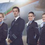 Акции от авиакомпании Болгария Эйр